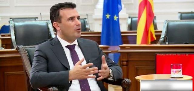 Zaev predložio sastav nove makedonske vlade