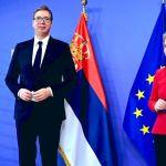 Ursula fon der Lajen: Podržaćemo obnovu pruge od Beograda do Severne Makedonije