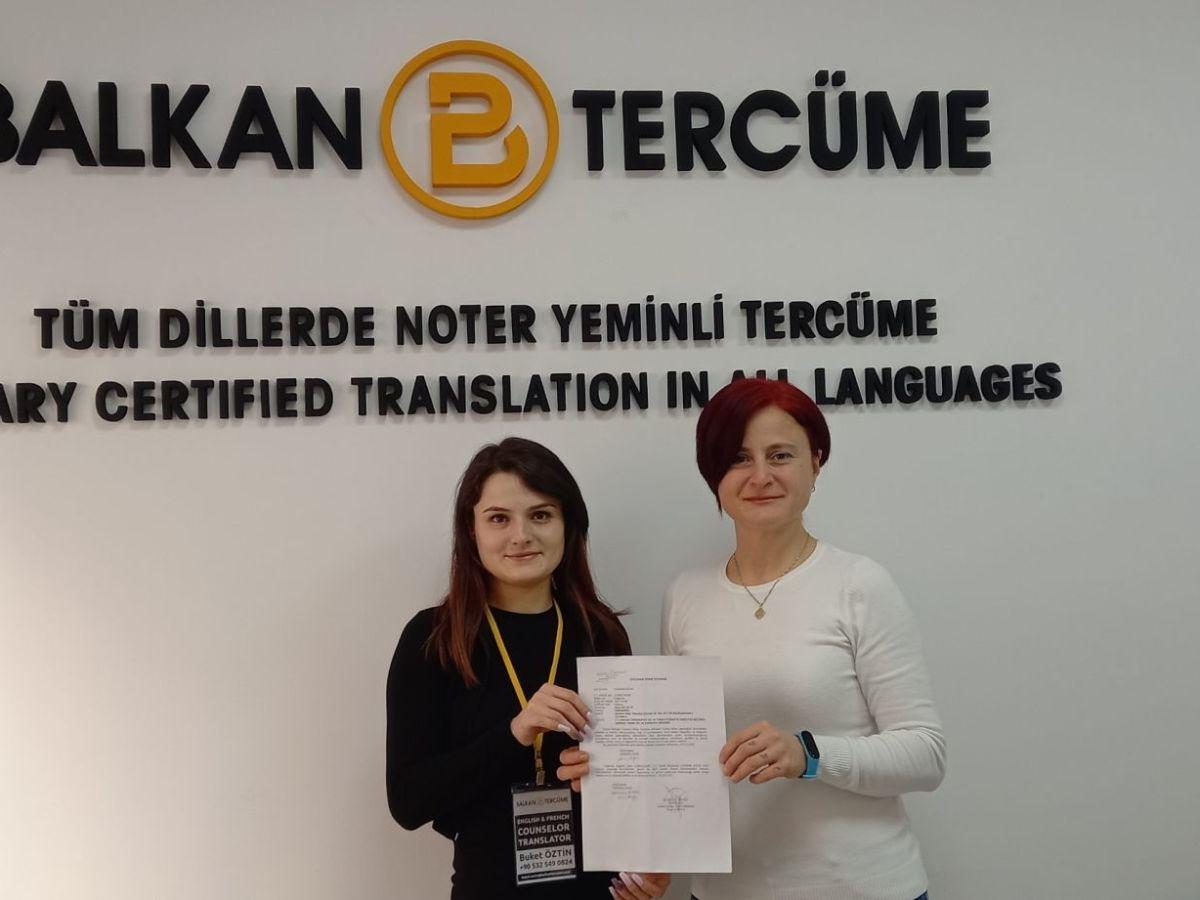 Yunanca Tercüman