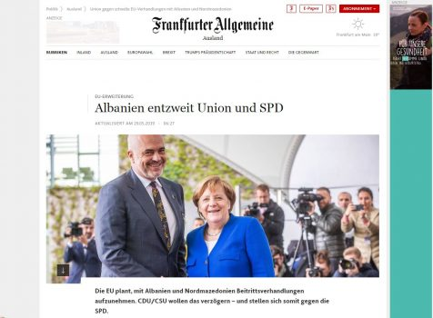 Gazeta Gjermane