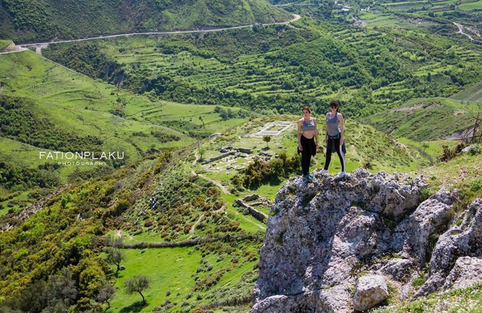 Archelogical Park Of Amantia Ploce Vlore Albania Visit Albania