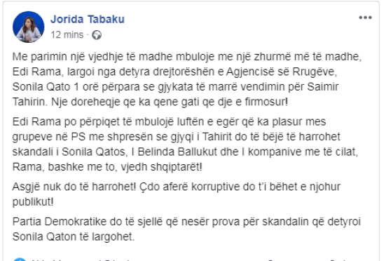 Tabaku Fb