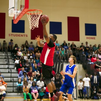 Coach Blue Basket