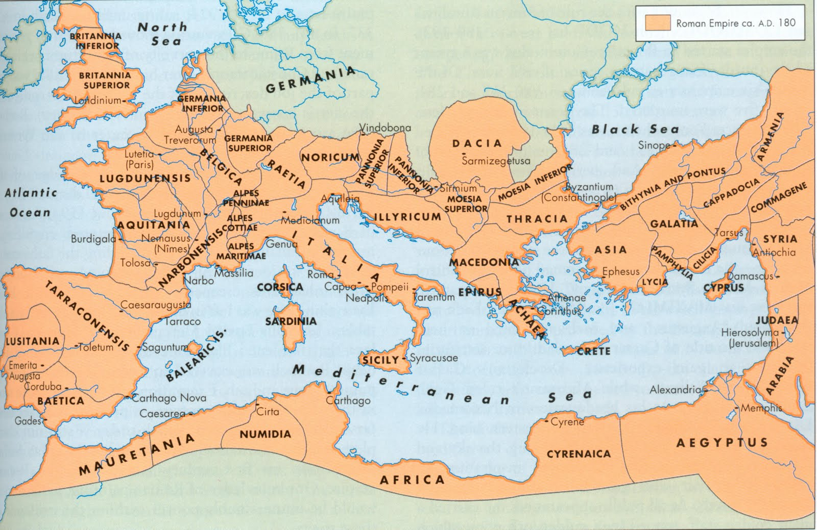 North Africa In Late Antiquity Challenges To Roman