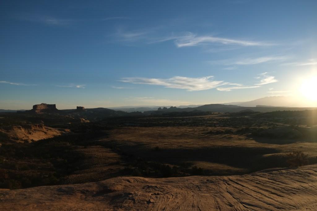 Moab, Utah. Brandon Mathis