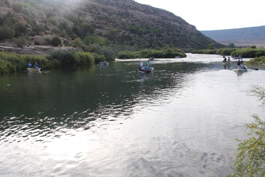 San Juan River Bi-Fly Tournament