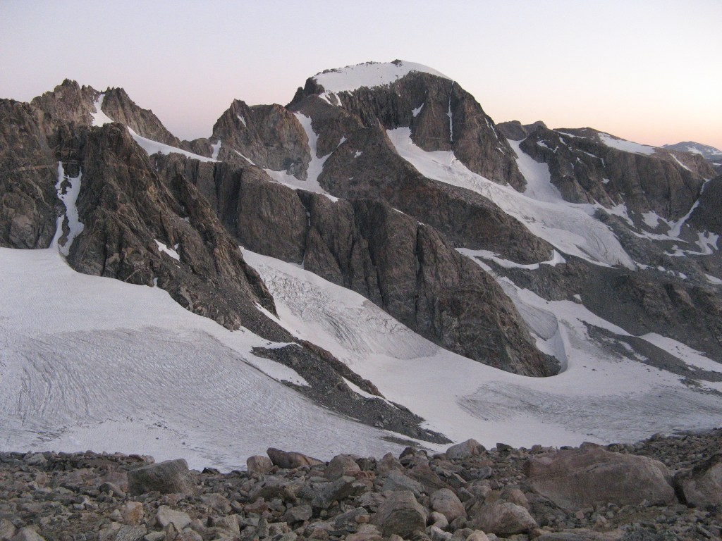 Highpointing - Gannett Peak