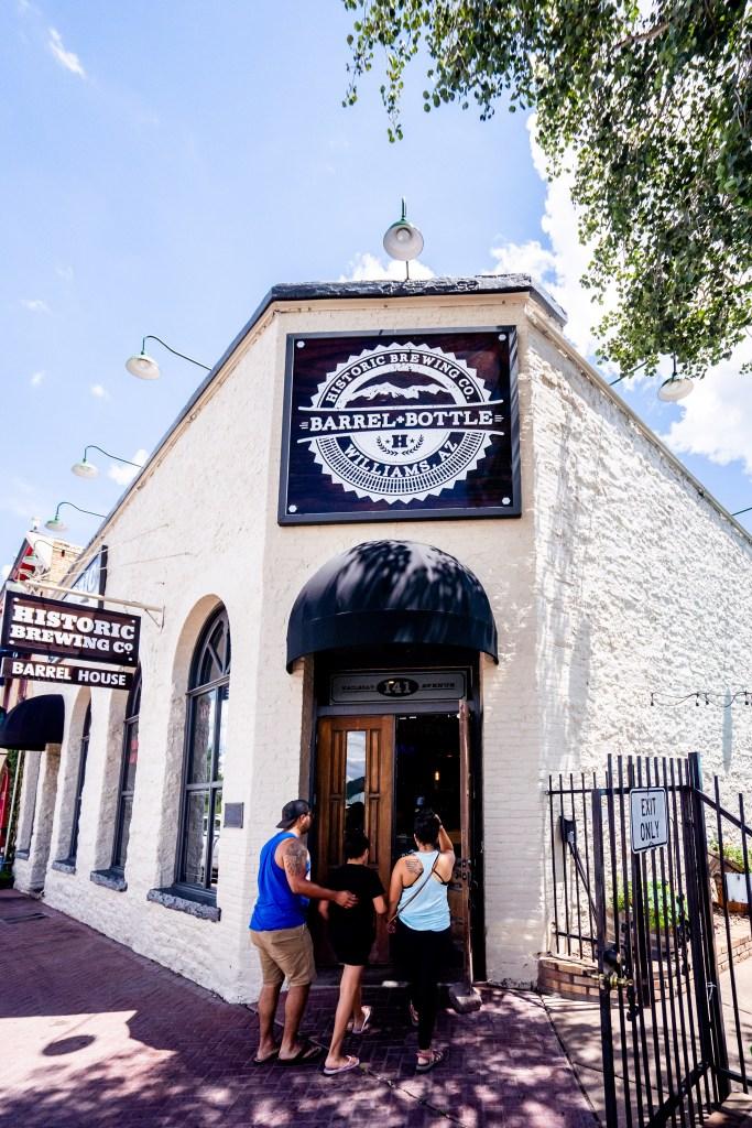 Historic Brewing Company Williams