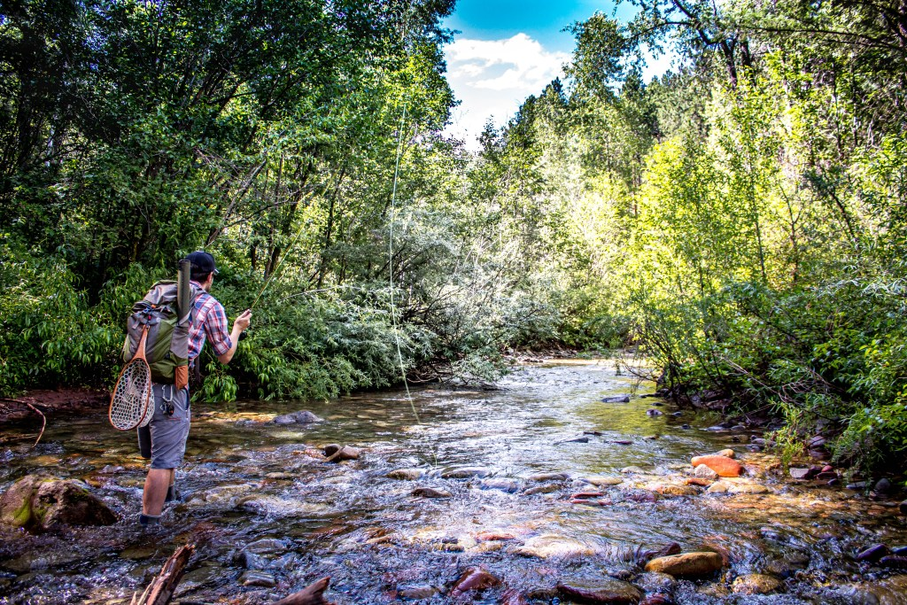fly fishing durango colorado
