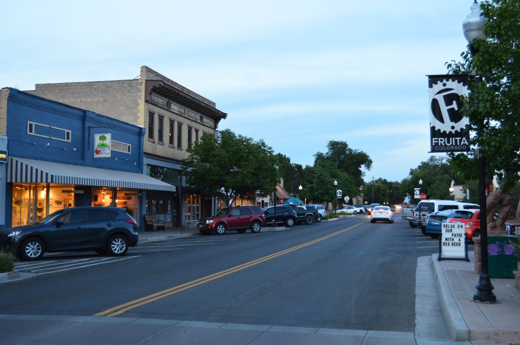 downtown fruita colorado