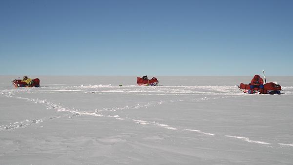 Spectre Expedition: Mission Antarctica