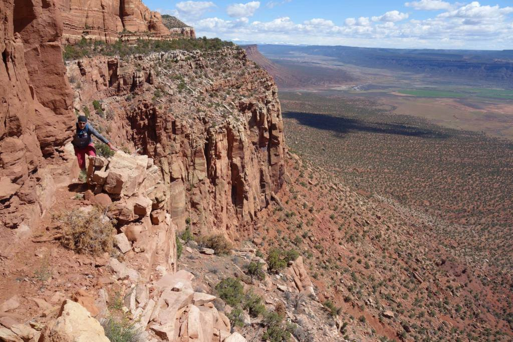 horse bench west end colorado hiking desert top stories 2020