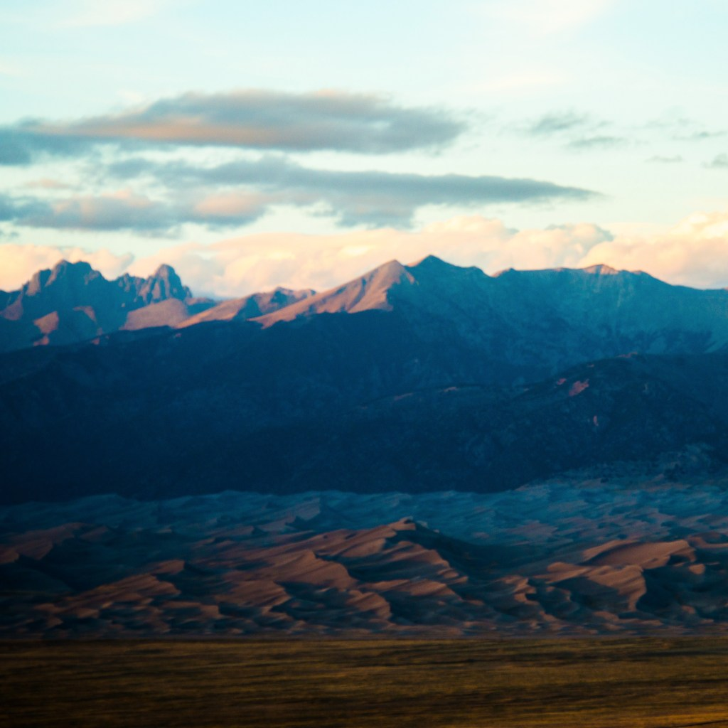 great sand dunes national park fee free day