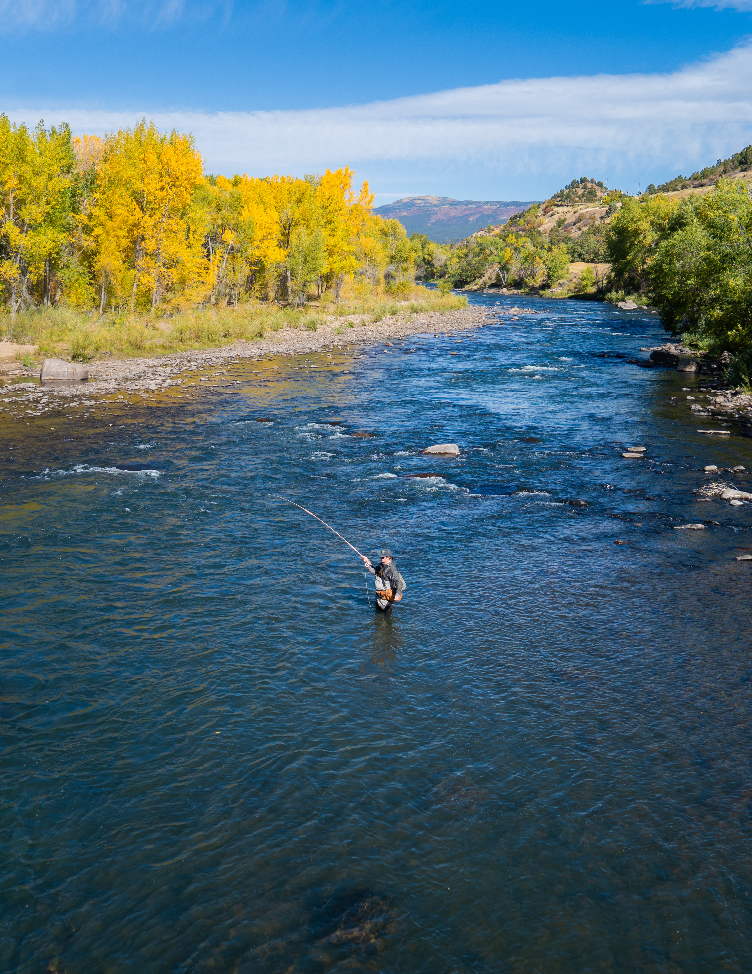 Fly Fishing in the Four Corners