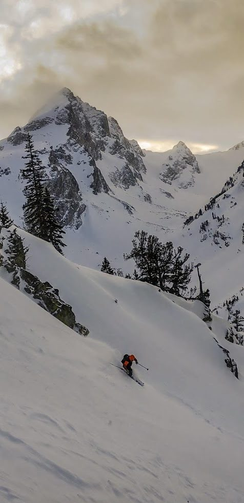 Backcountry Skiing and Splitboarding: Big Spaces and Bigger Consequences