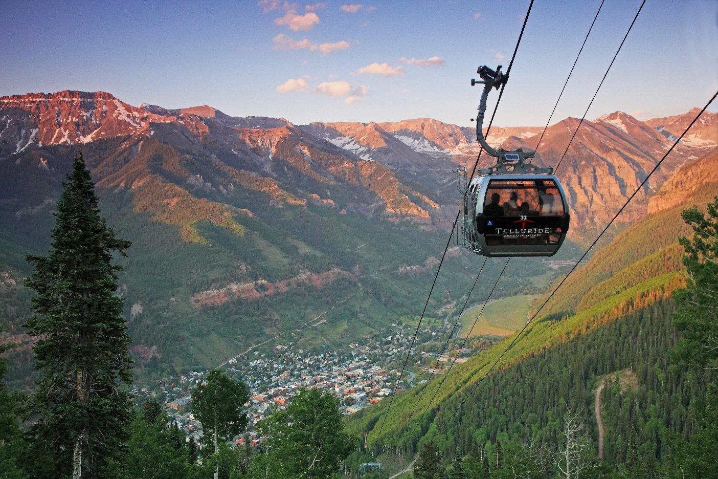 Telluride Gondola, Mountain Village Gondola