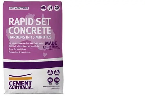Rapid Set Concrete
