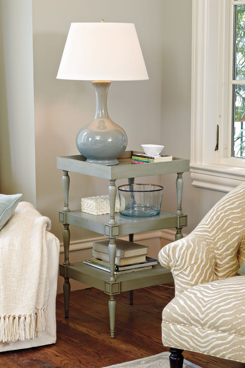 5 must haves for your side table how