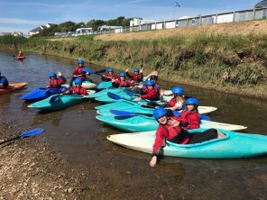 Ballard Bude Kayaking