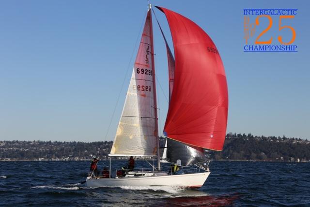Best Of 25 Intergalactic Championships Ballard Sailor