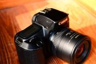 Canon 1000s with lens 35 - 70mm (3)