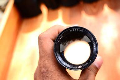 Hicolor For Minolta MD 200mm F 4.5 ballcamerashop (6)