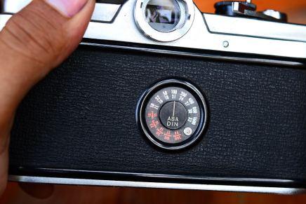 Minolta SR1 + rokkor 55mm F1.8 ballcamerashop (6)