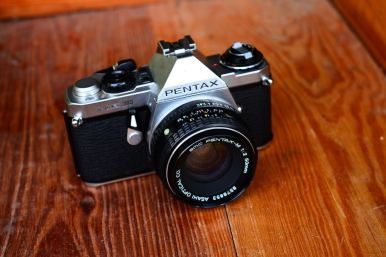 pentax ME super + 50mm F2 ballcamerashop (1)