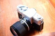 ricoh single X พร้อมเลนส์ Nikon ballcamerashop (2)