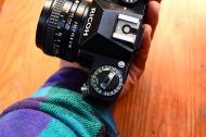XR500 พร้อมเลนส์ ricoh 50mm F2 ballcamerashop (7)