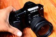 1 Minolta 5700i พร้อมเลนส์ 28 - 80mm (2)