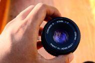 82 Cosina 50mm F2 For Pentax K ballcamerashop (2)