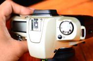 กล้องฟิล์ม Nikon F60 พร้อมเลนส์มือหนุน Helios 44M-4 สภาพสวย (5)