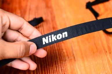 สายคล้องคอ Nikon สภาพดี ballcamerashop (1)