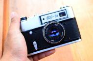 FED 5 Serial 392594 with lens ballcamerashop (1)
