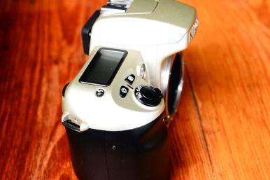 Nikon F60 Silver ballcamerashop (6)