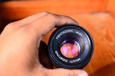 Pentacon 50mm 1.8 For M42 ballcamerashop (1)