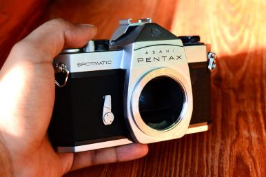 Pentax Spotmatic SP ballcamerashop (6)