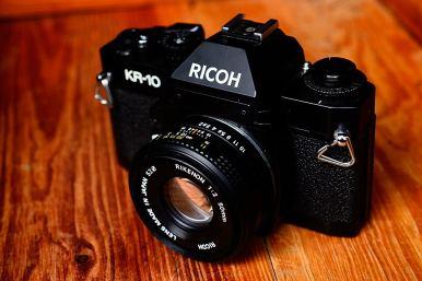 Ricoh KR 10 พร้อมเลนส์ ballcamerashop (1)