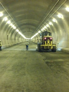 Job 157 - Caldecott Tunnel Grading - Photo 6