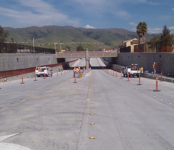 Job 174 KATO ROAD GRADE SEPARATION Photo 4