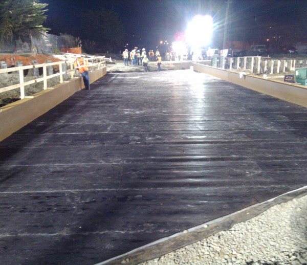 BRADLEY MOODY UNDERPASS – Protective Layer Complete
