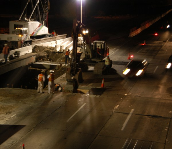 "Job 94 - Hwy 101 San Mateo ""In Traffic"" Drainage Improvements"