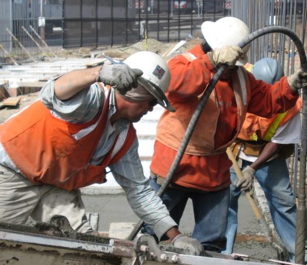 Job 109 - Mission Bay Park Construction San Francisco