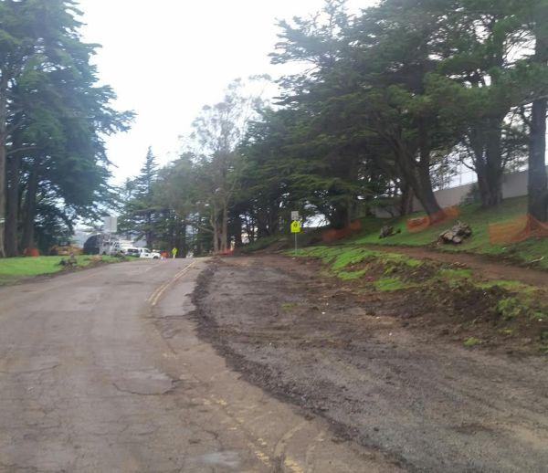 Job 214 - Mansell Streetscape Improvements