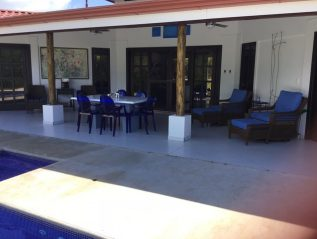 outdoor space from bodega side