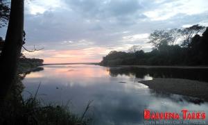 Baru River - Dominical  - Costa Rica - Photo by Daniel Monge