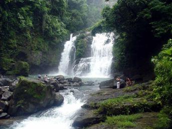 Nauyaca Waterfall -South Pacific -Costa Rica