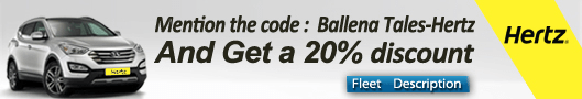 #hertz #rent a car #offers #costaballenalovers #ballenatales #discount #banner