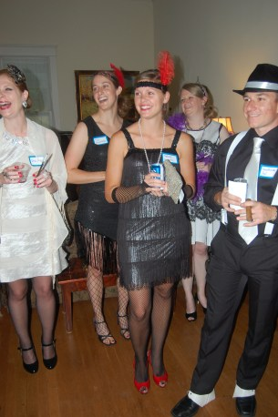 May 2014 Murder Mystery in Fuquay-Varina at the Ballentine-Spence House